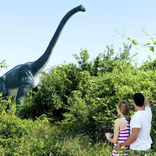 Bavaro Park: Tour de medio día en Dino World