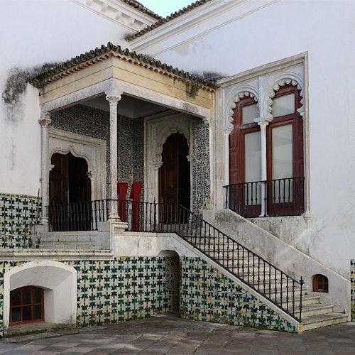 Palacio Nacional de Sintra: Sin colas