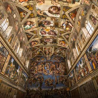 Image result for sistine chapel