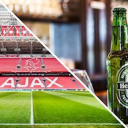 Tickets, museos, atracciones,Tickets, museums, attractions,Museo Heineken,Heineken Experience,Visita + Johan Cruijff