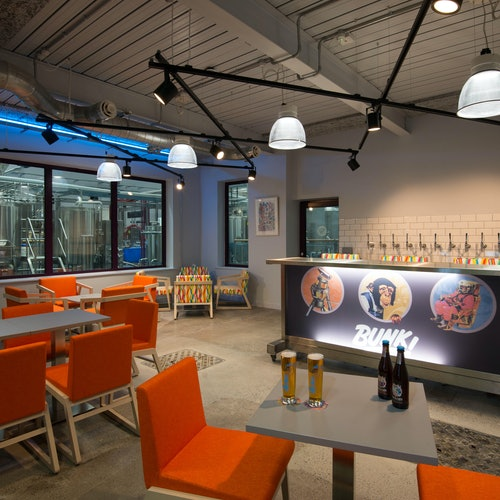 Edinburgh Beer Factory: Brewery Tour