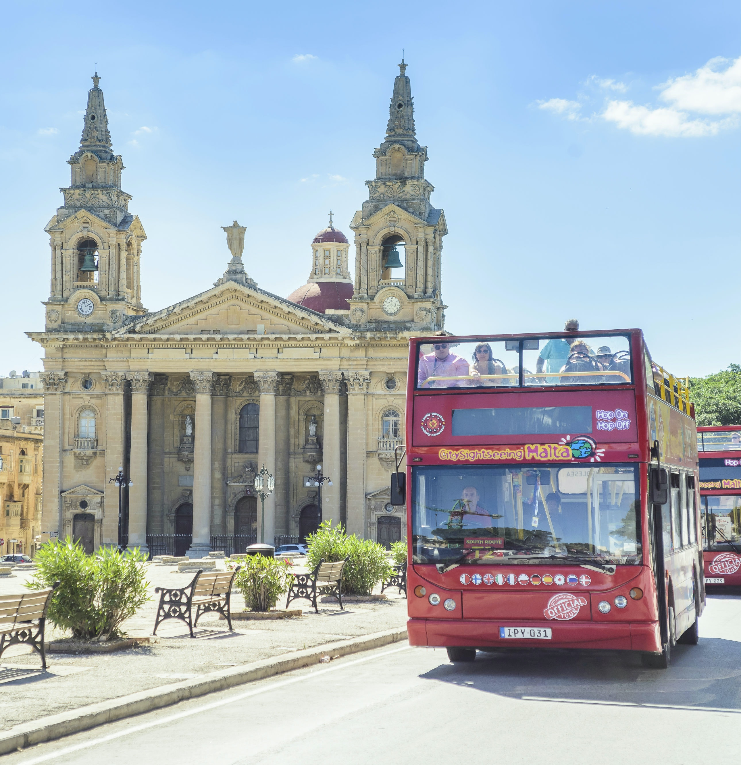 Tickets for Hop-on Hop-off Bus Malta  Image