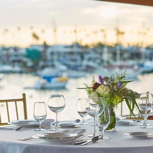 Crucero con brunch + Champán desde Newport Beach