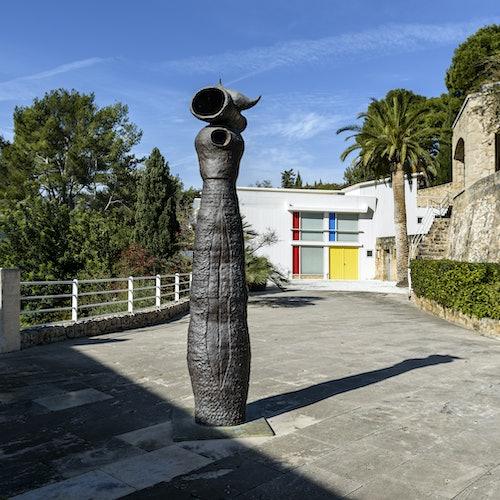 Fundació Miró Mallorca: Sin colas