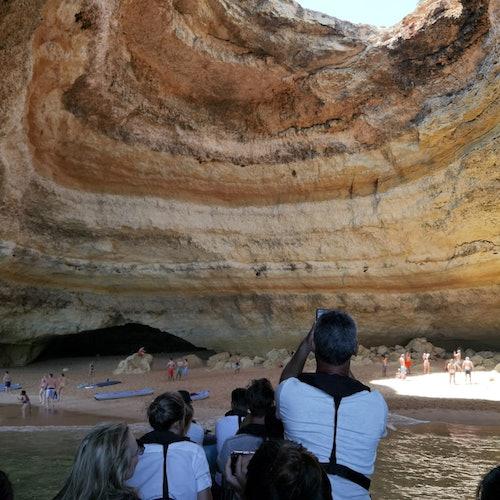 Cuevas de Benagil y Praia da Marinha: Tour desde Portimão