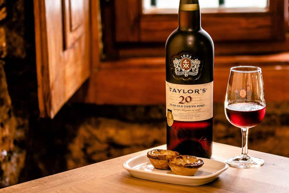 Taylor's Port - Wine Shop & Tasting Room | Tiqets