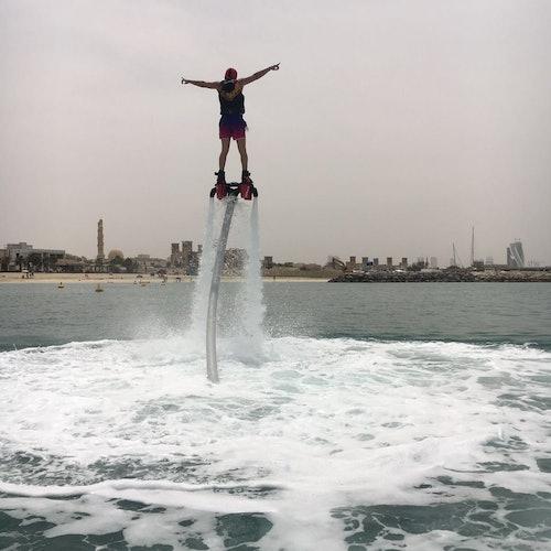 Dubai FlyBoard
