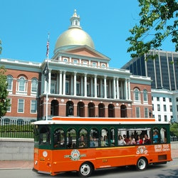 Hop-on Hop-off Boston Old Town Trolley