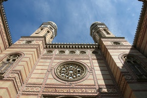 Dohány Straße Synagoge