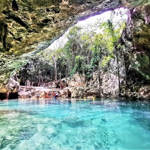Ruinas mayas de Tulum, cenote Mariposa y Riviera Maya