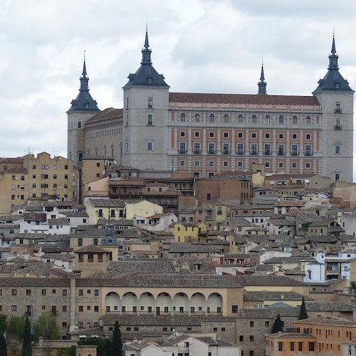 Alcázar of Toledo: Guided Visit