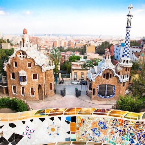 Park Güell & Sagrada Familia: Guided Tours