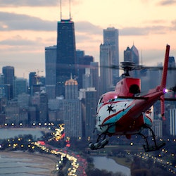 Tickets, museums, attractions,Chicago Tour,Helicopter tour