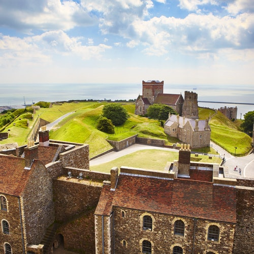 Castillo de Dover y Catedral de Canterbury: Tour desde Londres