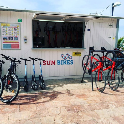 Tour Sun Bikes por Marbella