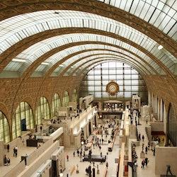 Imagen Musée D'Orsay: Entrada dedicada