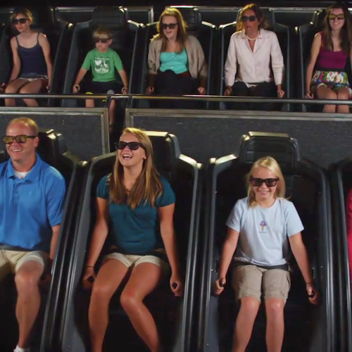 Ripley's 5D Moving Theater in Myrtle Beach: Skip The Line