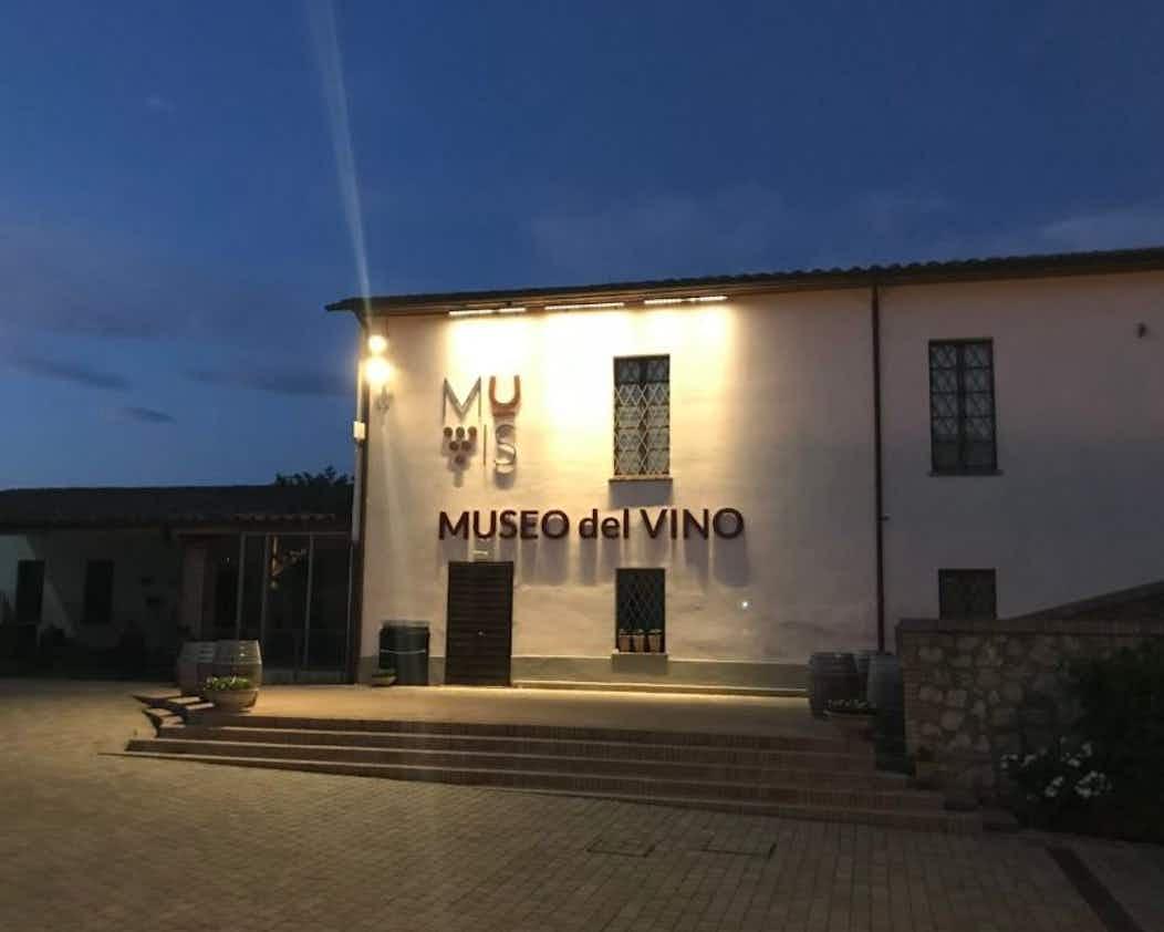 Museo Del Vino.Muvis Museo Del Vino Tiqets