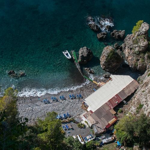 Amalfi & Positano: Boat Tour from Sorrento