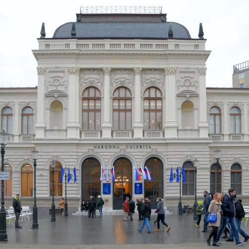 Liubliana Card