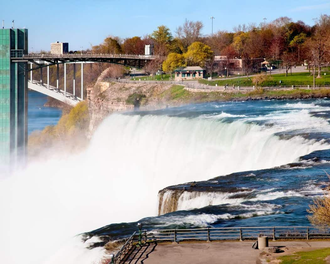 Tickets For Niagara Falls Day Trip From New York City