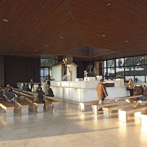 Santuario de Fátima: Visita guiada  + Transporte desde Lisboa