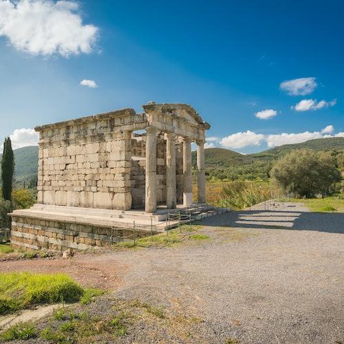 Ancient Messene: Skip The Line