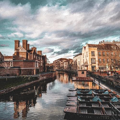 Cambridge: Tour Podcast