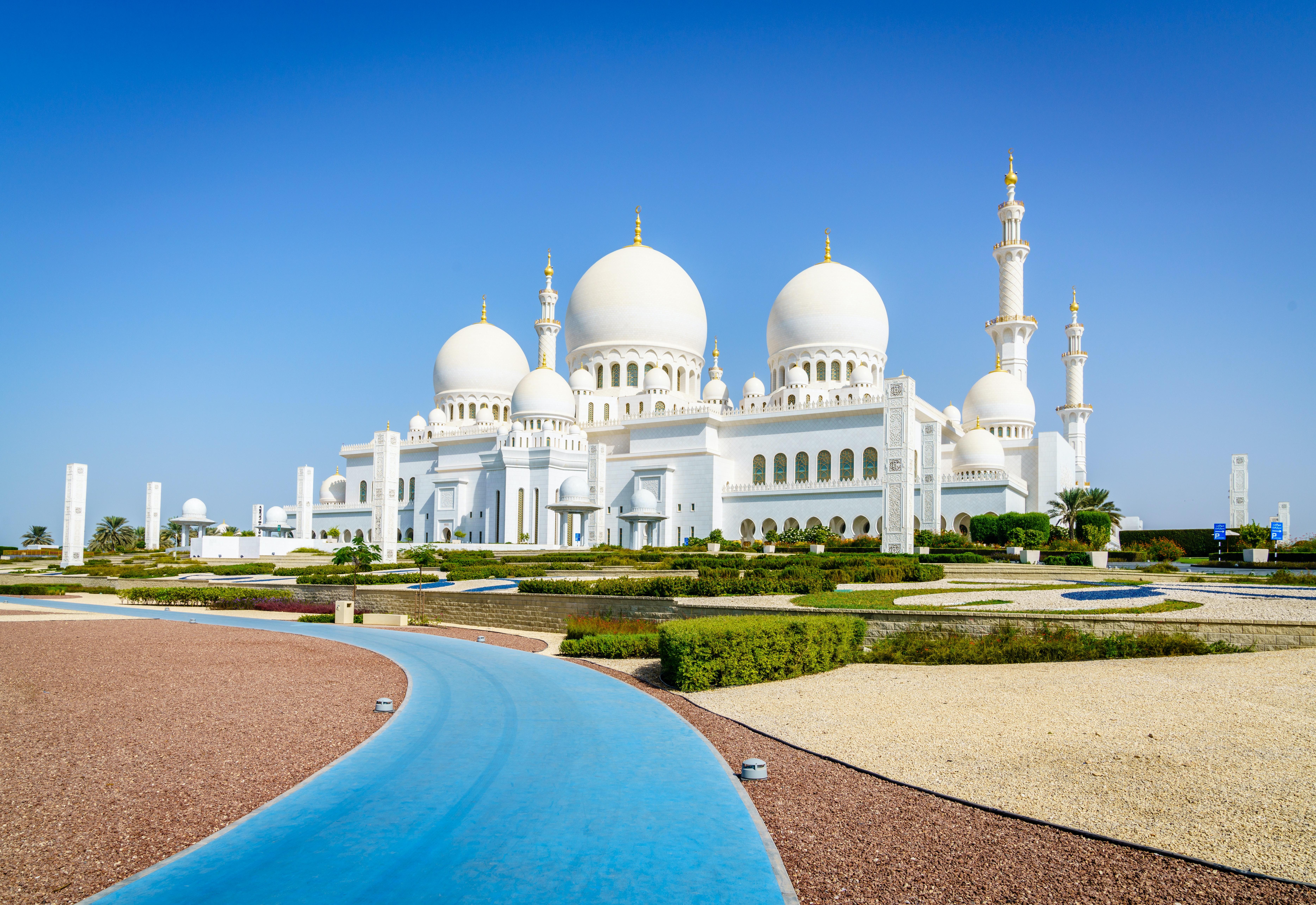 Tickets Sheikh Zayed Grand Mosque Abu Dhabi Tiqets Com