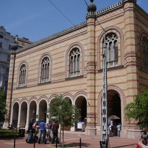 Museo judío húngaro y complejo de la Sinagoga Dohány: Acceso rápido