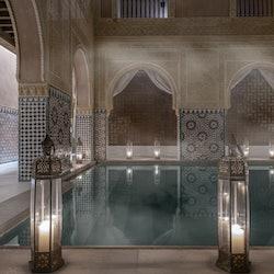 Hammam Al Ándalus Málaga: Arabic Bath with Optional Massage