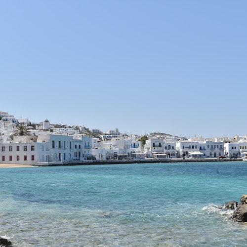 Miconos: Tour de día desde Atenas