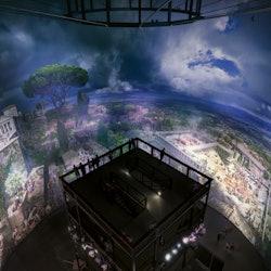 Pergamon Museum – The Panorama: Exhibition by Yadegar Asisi