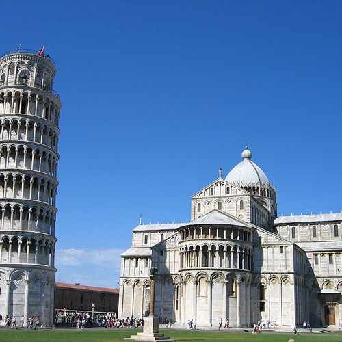 The Leaning Tower of Pisa: Fast Track