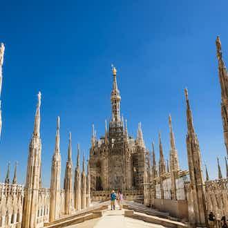 Biglietti Terrazze del Duomo: Vedute sublimi di Milano