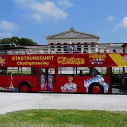Tickets, museos, atracciones,Bus turístico