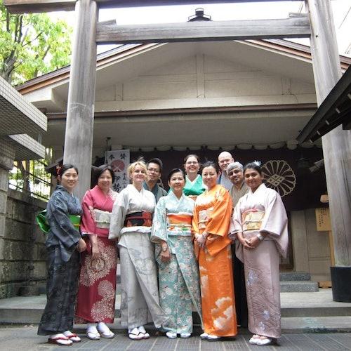 Prueba de quimono