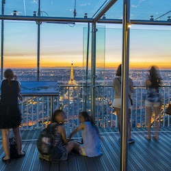 Imagen Montparnasse Tower: 56th Floor Panoramic Terrace