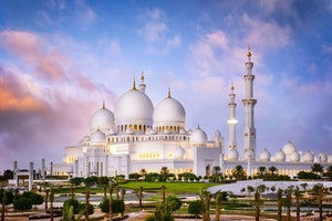 Grande Mesquita do Sheikh Zayed