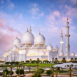 Tickets, museos, atracciones,Tour por Abu Dabi,Mezquita Sheikh Zayed