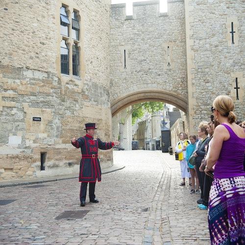 Lo mejor de Londres con acceso VIP a la Torre de Londres y visita guiada