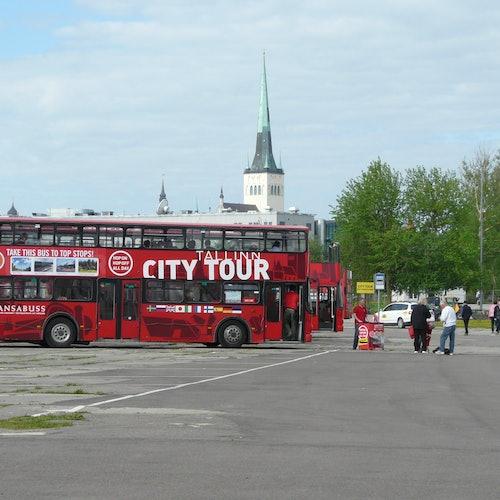Bus turístico Tallin
