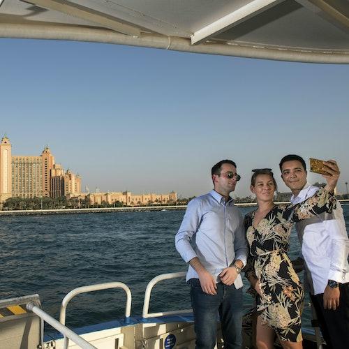 Dubai Ferry: Dubai Mall to Dubai Marina