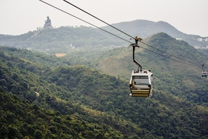 Ngong Ping 360 - Ticket Office