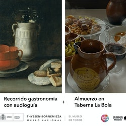 Museo Nacional Thyssen-Bornemisza with Themed Audio Tours