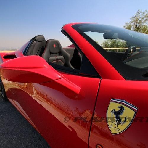 Prueba de conducción Ferrari - Ferrari Portofino