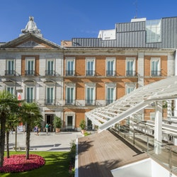 Imagen Museo Nacional Thyssen-Bornemisza Madrid