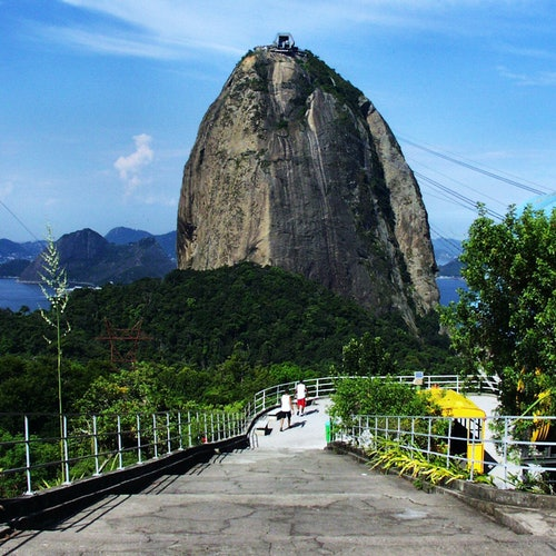 Tour de Río y teleférico a Pan de Azúcar
