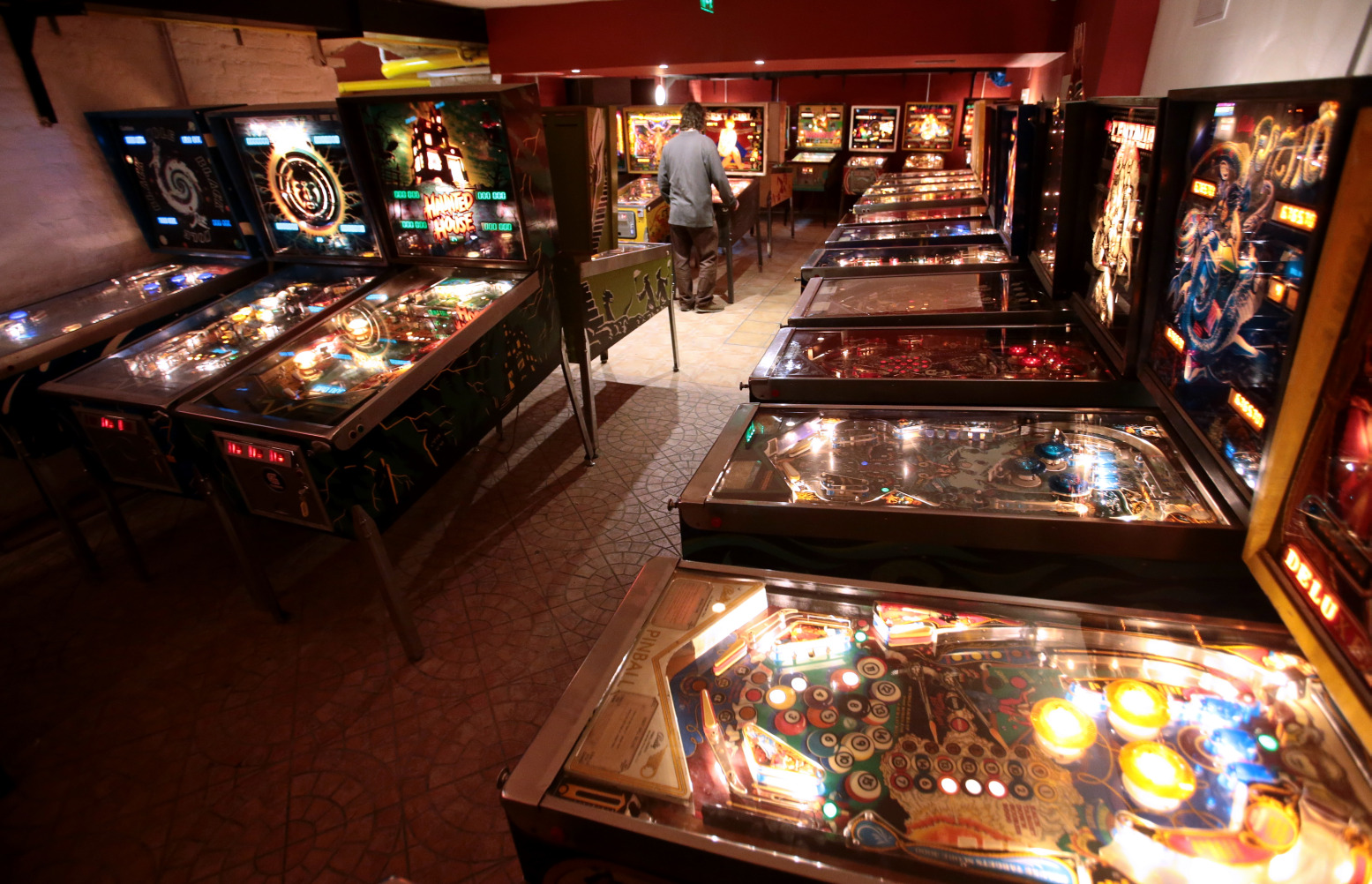 Tickets for Budapest Pinball Museum