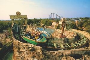 Gardaland Amusement Park